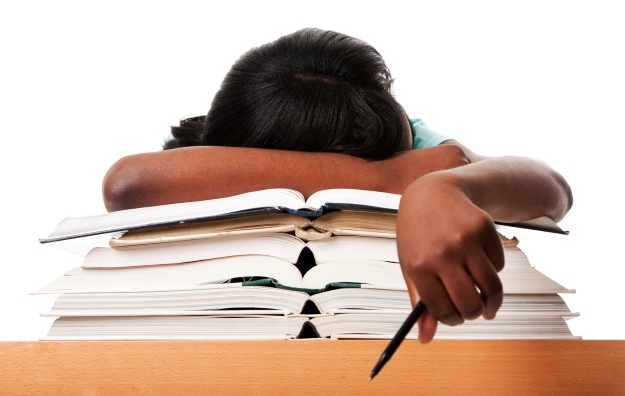 Get Sleep:  A tired mind is a slow mind. Get enough sleep and watch your GPA rise.